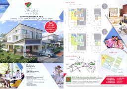 Bayshore Villa Phase 2 & 3 - Double Storey Semi Detached